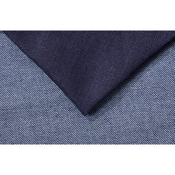 Fashion wholesale breathable soft denim fabric with elastane