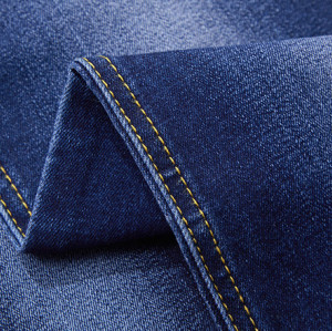 New fashion wholesale breathable stretch denim fabric