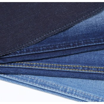 New arrival breathable soft stretch fashion denim for jeans