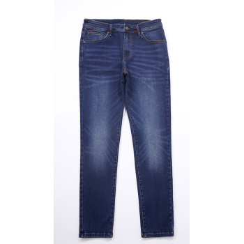 Top grade hot selling high-stretch breathable woven jeans material denim