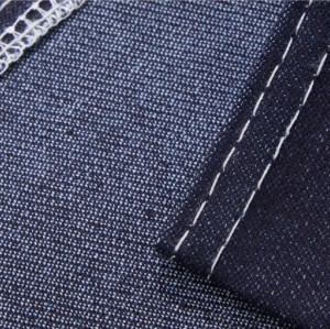Factory custom design newest soft breathable spandex denim fabric