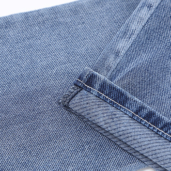 Factory custom design newest soft breathable 100%cotton denim fabric