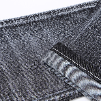 Customized fashion breathable stretch spandex fabric for jeans