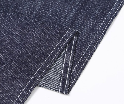 New arrival fashion breathable soft stretch denim for jeans