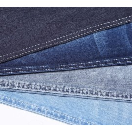 Latest fashion breathable soft stretch denim for jeans