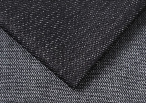Custom design fashion plain chinese coloured denim fabric
