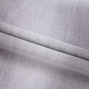 Custom design fashion plain chinese coloured denim fabric