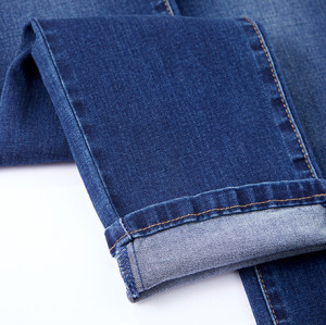 Hot Selling Cotton Poly Spandex 9.6oz Denim Fabric For Jeans