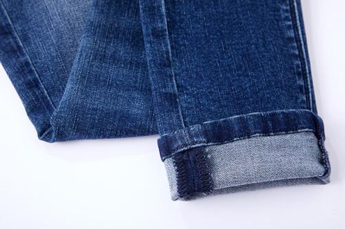 Fashion Custom Design Newest Soft Breathable Spandex Denim Fabric