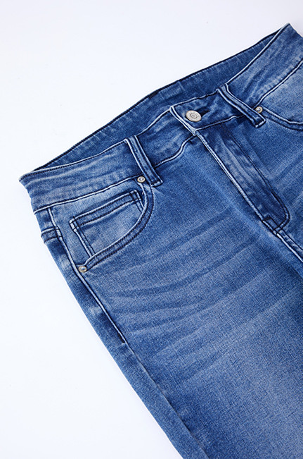 Hot Sell Cotton Denim Fabric For Jeans