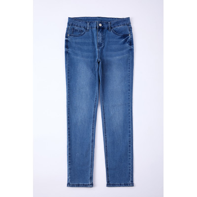 Fashion wholesale breathable soft cotton denim fabric