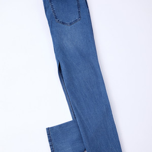 Fashion wholesale breathable soft cotton denim fabric