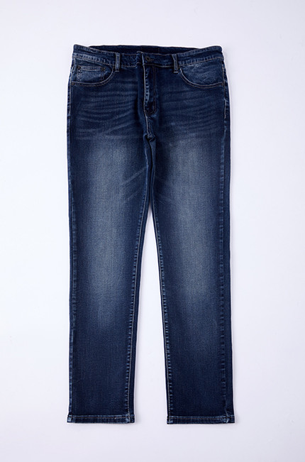 Fashion woven breathable soft denim jeans fabric
