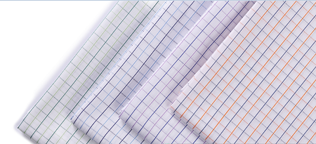 Hot selling Custom 100% Cotton Shirting Woven Fabrics Fashion Plaid Fabric For Shirt