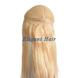 Chinese virgin hair swiss lace wig