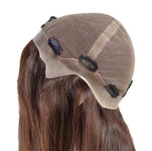 10a grade 100% virgin brazilian human hair french lace full lace wigs