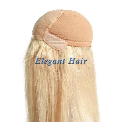 Human hair mono lace wig