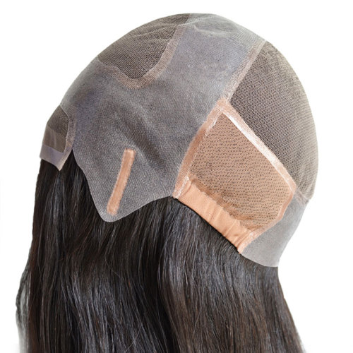 French Lace Base with Thin Skin Wig for Women