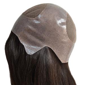 European Virgin Hair French Lace Wigs
