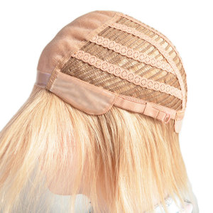 Custom Women′s Lace Front and Machine-Made Weft Elasticated