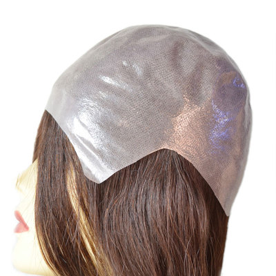 Custom Ladies High Quality Full Skin Hair Replacement System