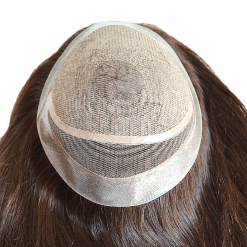 Custom Ladies Mono and Silk Top High Quality Hair Replacements