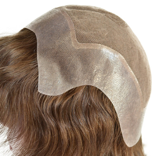 Hair Replacement Undetectable Men's Wigs