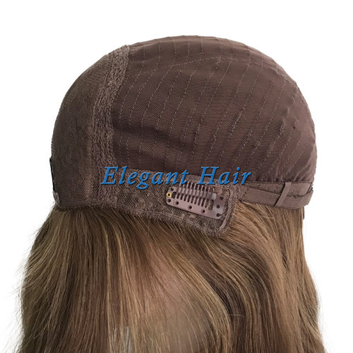 Top Grade Quality Silk Top Virgin European Hair Jewish Wig