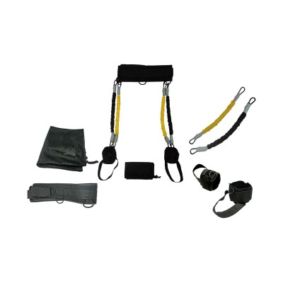 Vertical Jumping Trainer Jump Resistance Bands System Horizontal Leaping Fitness