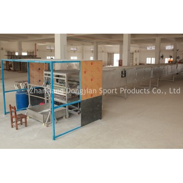 Our factory introduced technical equipment from Malaysia