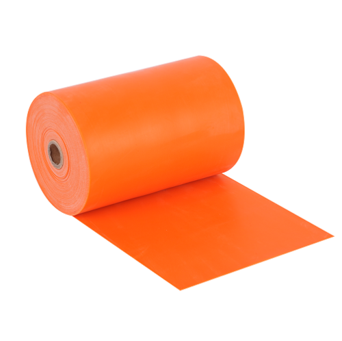 Exercise Band Roll Rolls of Resistance Bands for Stretching, Fitness or Physical Therapy