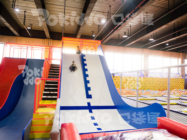 How Much Does It Cost To Build An Indoor Trampoline Park?
