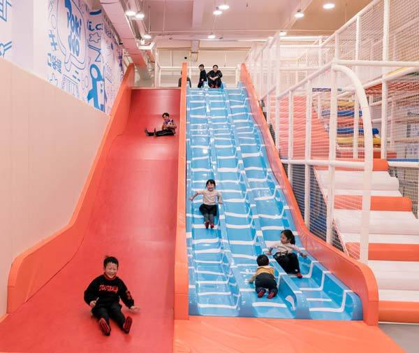What'S The Requirement For Building An Devil Slide?