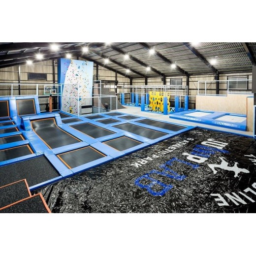 JUMP LAB Trampoline and Athletic Park - Japan