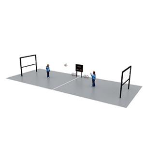 electronic dodgeball