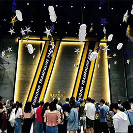 Pokiddo Indoor Trampoline Park to Open in Hangzhou, Zhejiang in July of 2019