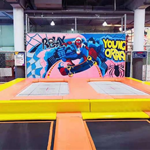 Pokiddo Indoor Trampoline Park to Open in Mudanjiang, Heilongjiang in May of 2019