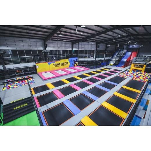 Pokiddo Indoor Trampoline Park to Open in Daqing in July of 2019