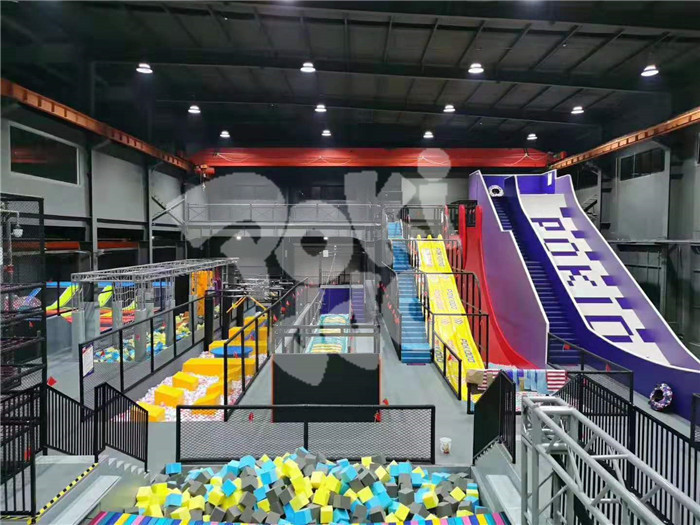trampoline park franchise canada
