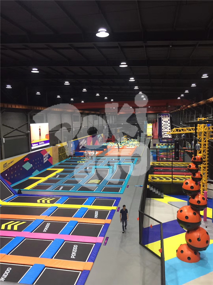 indoor adventure park