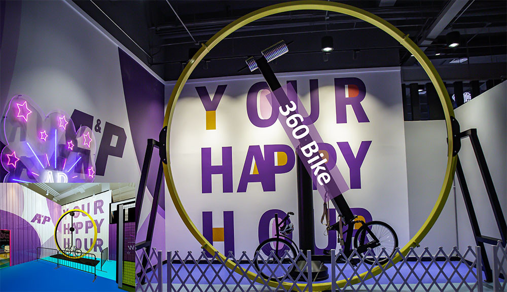 Commercial Trampoline Park equipment new game