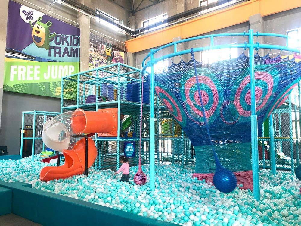 Jiuquan Pokiddo Franchise Soft Play