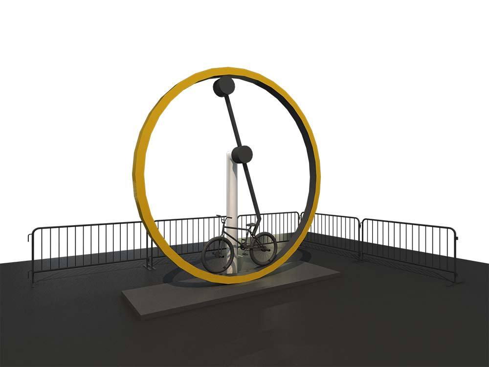 FEC New Game 360 Bike