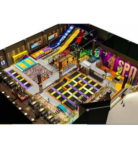 Pokiddo Franchise Indoor Amusement Park Attractions