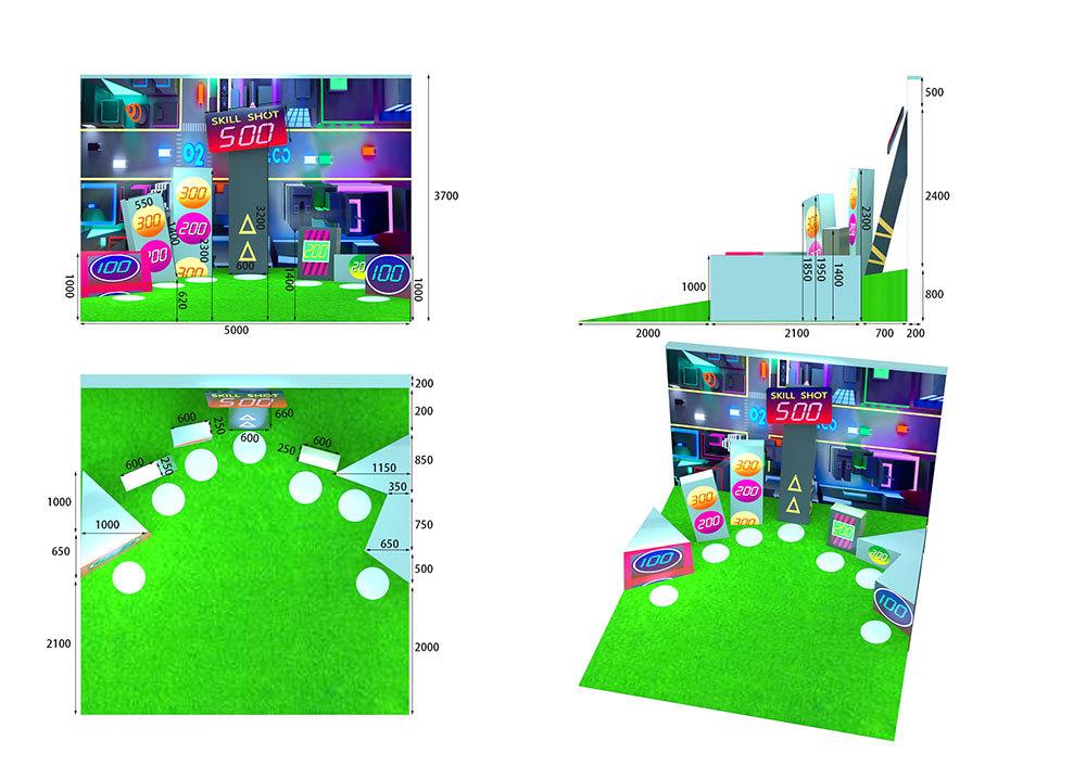 Interactive Football Dimension