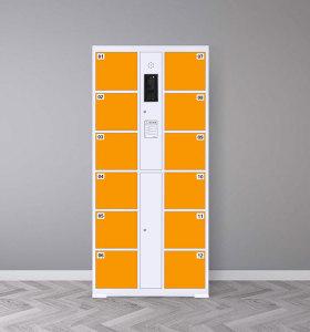 Face Recognition Electronic Locker for Trampoline Park / FEC
