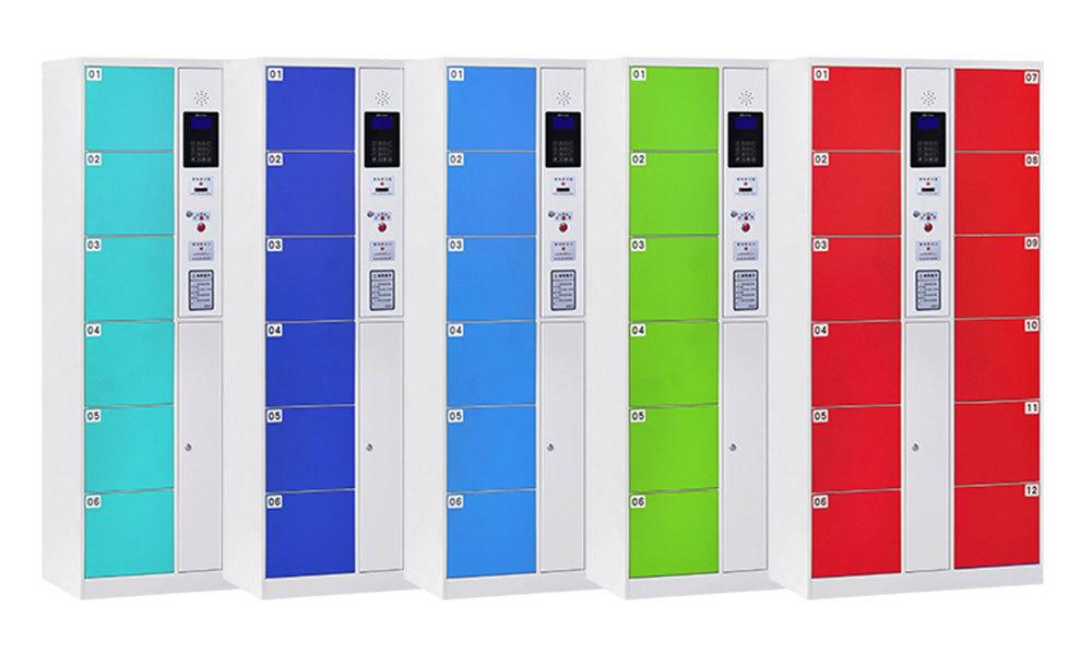 Electronic Locker Colors (2)
