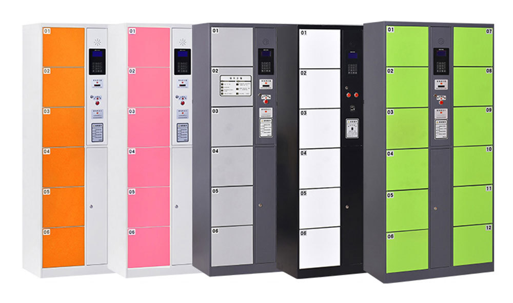 Electronic Locker Colors (1)