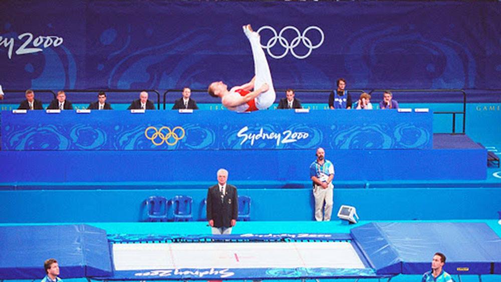 Sydney 2000 Olympic Sport Trampoline