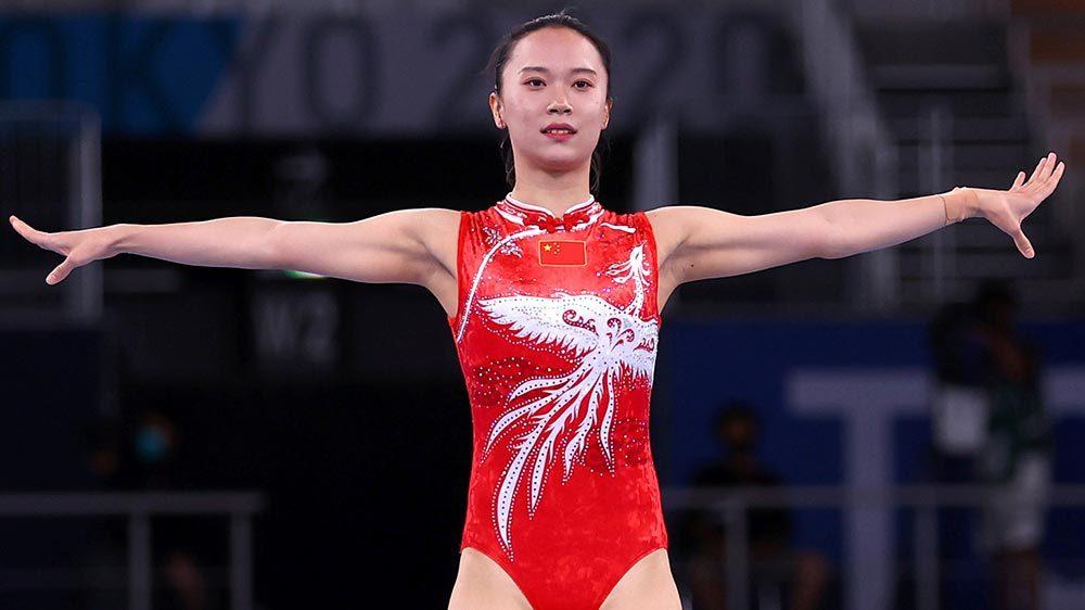 Women's Trampoline Tokyo Olympics (2)